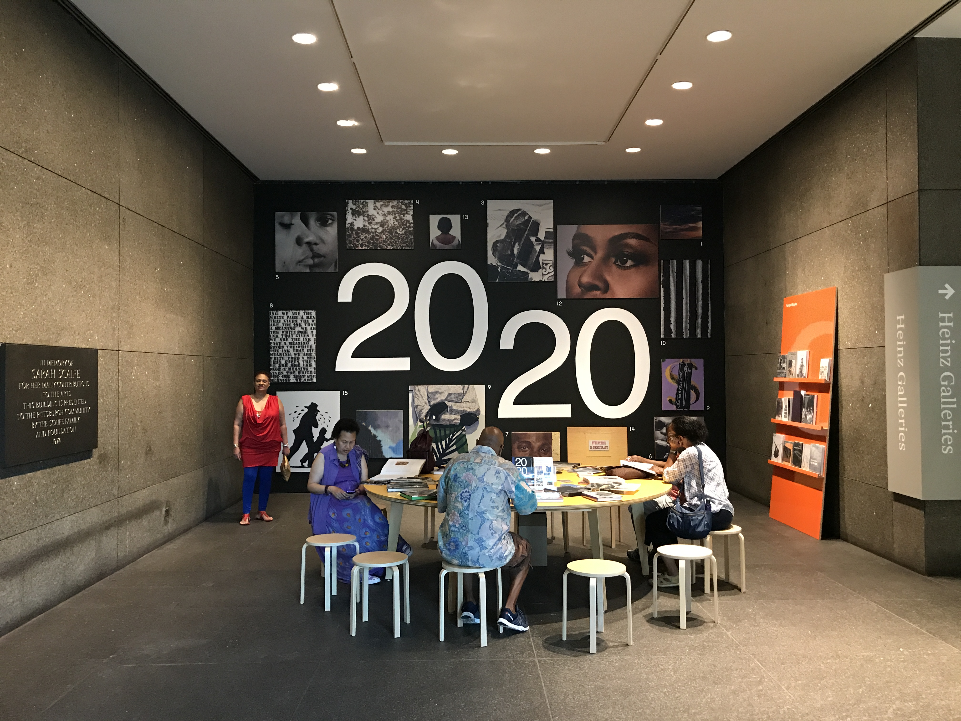 20/20 Studio Museum in Harlem and CMOA