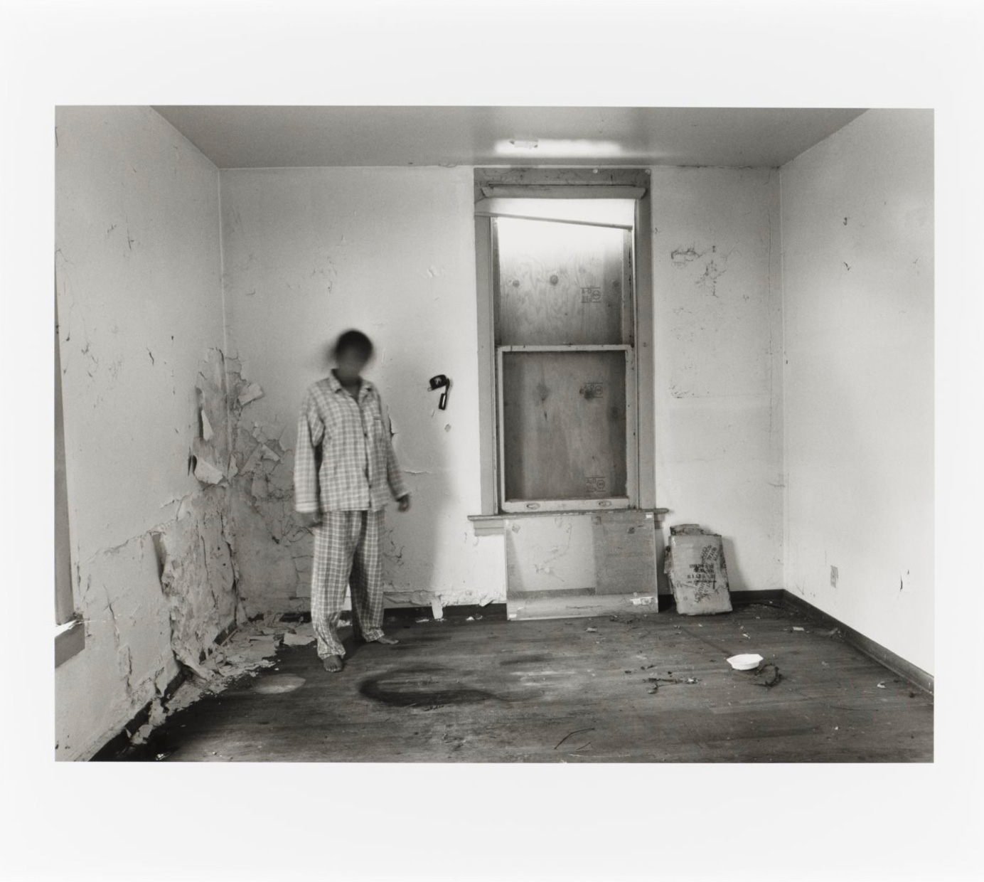 LaToya Ruby Frazier - In Gramps' Pajamas