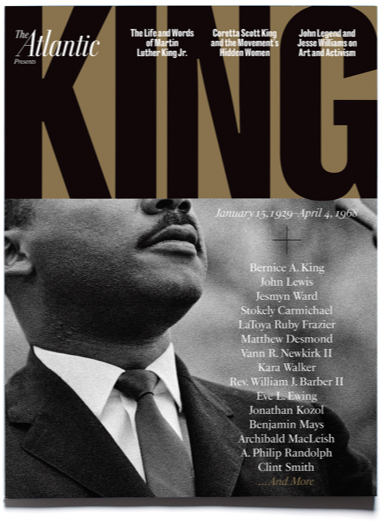 MLK Special Issue from The Atlantic
